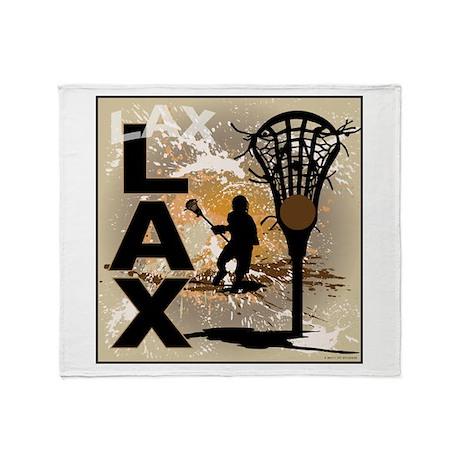2011 Lacrosse 9 Throw Blanket