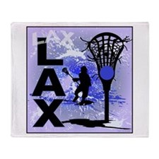 2011 Lacrosse 8 Throw Blanket
