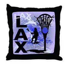 2011 Lacrosse 8 Throw Pillow