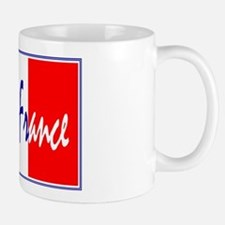 French Flag Vive La France Mug