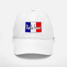 French Flag Vive La France Baseball Baseball Cap