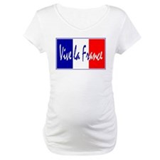 French Flag Vive La France Shirt