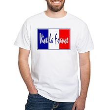 French Flag Vive La France Shirt