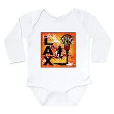 2011 Lacrosse 7 Long Sleeve Infant Bodysuit