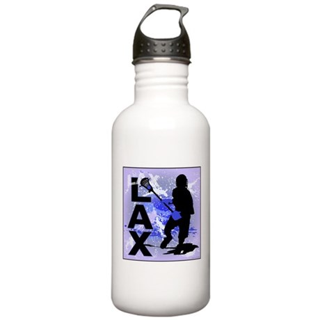 2011 Lacrosse 5 Stainless Water Bottle 1.0L