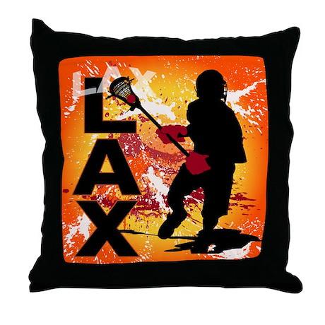 2011 Lacrosse 4 Throw Pillow