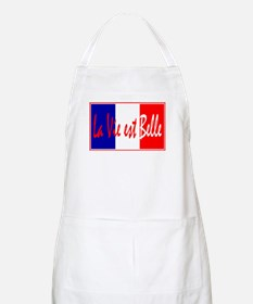 French Flag Vive La France Apron