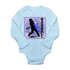 2011 Baseball 11 Long Sleeve Infant Bodysuit