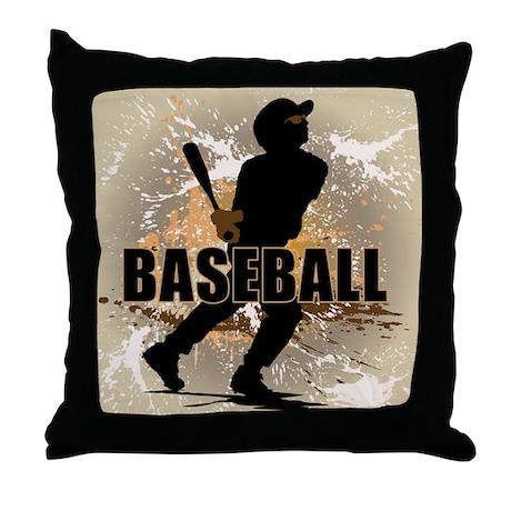 2011 Baseball 1 Throw Pillow