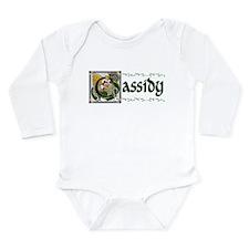 Cassidy Celtic Dragon Long Sleeve Infant Bodysuit