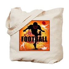 2011 Football 9 Tote Bag