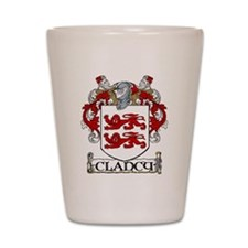 Clancy Coat of Arms Shot Glass