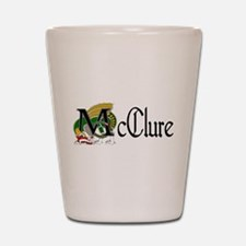 McClure Celtic Dragon Shot Glass