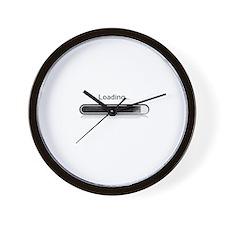 Loading.... Wall Clock