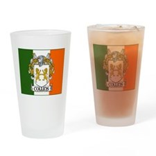 Collins Tricolour Drinking Glass