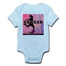 2011 Girls Soccer 2 Infant Bodysuit