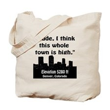 High City Tote Bag