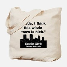 High City Tote Bag