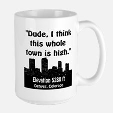 High City Mug