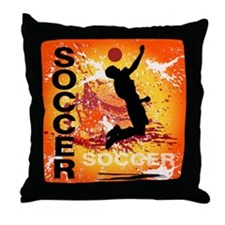 2011 Boys Soccer 1 Throw Pillow