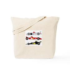 Cute Formula 1 Tote Bag