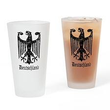 Deutschland (Germany) Eagle Pint Glass