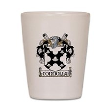 Connolly Coat of Arms Shot Glass