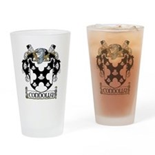 Connolly Coat of Arms Drinking Glass