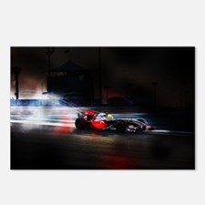 Funny Formula 1 Postcards (Package of 8)