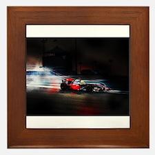 Unique Formula 1 Framed Tile