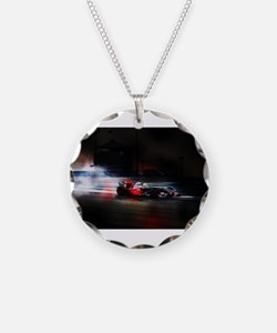 Funny Formula one Necklace
