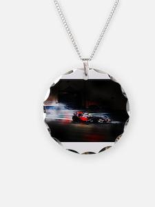 Unique Formula one racing Necklace
