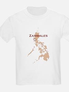 Zambales Kids T-Shirt
