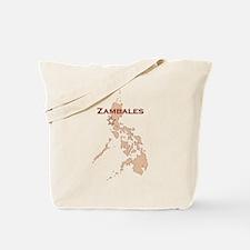 Zambales Tote Bag
