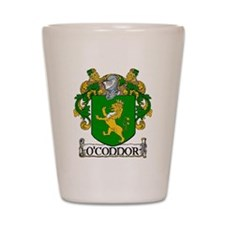O'Connor Coat of Arms Shot Glass