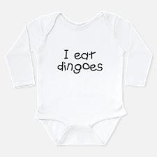 Maybe I Ate Your Dingo Onesie Romper Suit