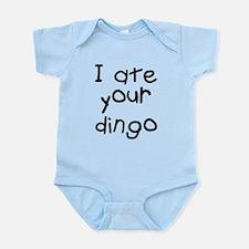 Maybe I Ate Your Dingo Infant Bodysuit