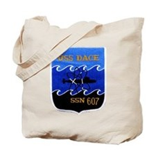 USS DACE Tote Bag