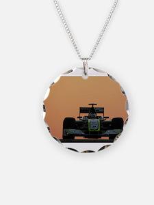 Unique Formula one Necklace