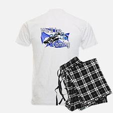 Scotland Football Fashion Pajamas