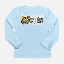 Corcoran Celtic Dragon Long Sleeve Infant T-Shirt