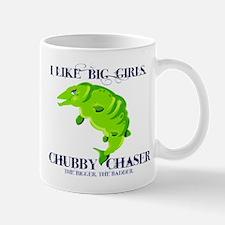 Chubby Chaser - I Like Big Girls Muskie Mug