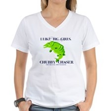 Chubby Chaser - I Like Big Girls Muskie Shirt