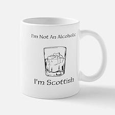 Unique No to alcohol Mug