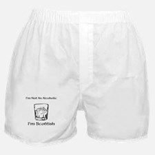 Cute Drink Boxer Shorts