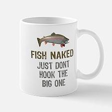 Fish Naked Mug