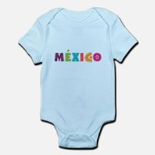 MéXICO Infant Bodysuit
