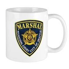 Seattle Marshal Mug
