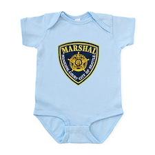 Seattle Marshal Infant Bodysuit