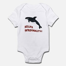 Whale - Personality Infant Bodysuit